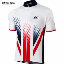 men cycling jersey pro team maillot ciclismo ropa red bike jersey cycling top clothing cartoon uk jersey customized(China)