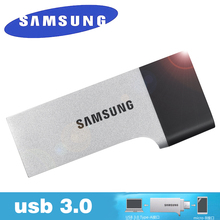 SAMSUNG micro USB Flash Drive Disk 64GB 128GB USB 3.0 OTG Mini Pen Drive 32GB  Tiny Pendrive Memory Stick Storage Device U Disk