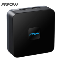 Mpow Wireless Bluetooth 4.1 Audio Receiver Adapter 3.5mm RCA Cable with High-fidelity Stereo Sound and Built-in battery(China)