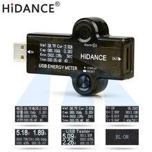 12 1 USB tester DC Digital voltmeter amperimetro current voltage meter amp volt ammeter detector power bank charger indicator