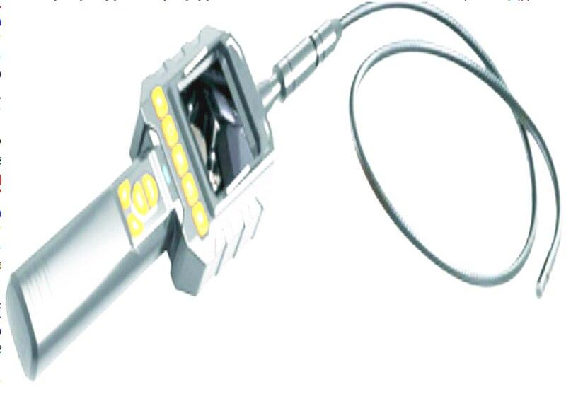 2.4 Inch 8MM Support 32G TF Card Storage  AV Handheld Endoscope Camera GL9018<br><br>Aliexpress