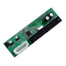 1Pcs SATA TO PATA IDE Converter Adapter Plug&Play 7+15 Pin 3.5/2.5 SATA HDD DVD DropShipping