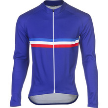 CUSROO 2017 cycling clothing Long Sleeve cycling jersey ropa ciclismo 2016 bike clothes Customized Winter Thermal Fleece jersey
