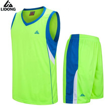 2017 New Kids Basketball Jersey Sets Uniforms kits Child Sports clothing Breathable Youth basketball jerseys shorts DIY Printing