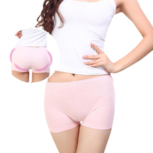 Buy Fashion Cotton Panties Women's Boyshort Female Breathable Pants Ladies Large Size Underwear Girls Underpant Fat