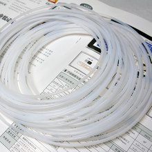 6L ID 4.2mm OD4.8mm PTFE Teflon Tubing Pipe Brand New Wire Protection(China)