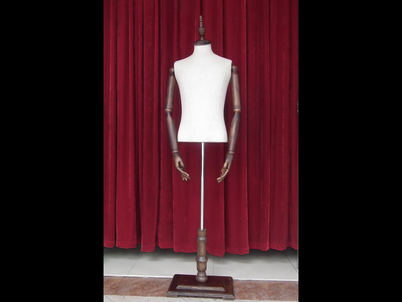 EMW-HXE02A wrapped linen male mannequin_03