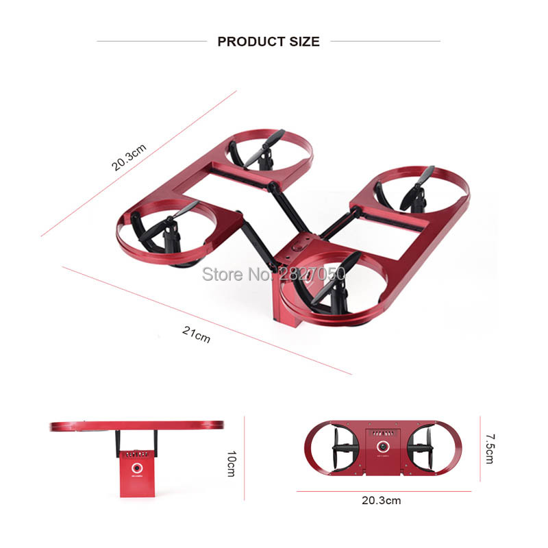Mini Drone Rc Quadcopter 4-axis Three Fold Pocket RC Helicopter With Camera HD rc Quadrocopter toys for Kids WiFi Transmission