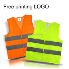 High Visibility Night Working Protection Clothing Reflective Safety Vest Jacket , Traffic Work Cleaner Chaleco Reflectante