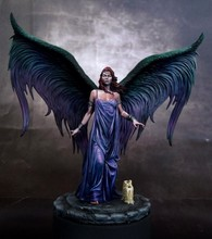 Resin Kits  Scale Lilith angel beauty fantasy high 7cm    Resin Model Free Shipping