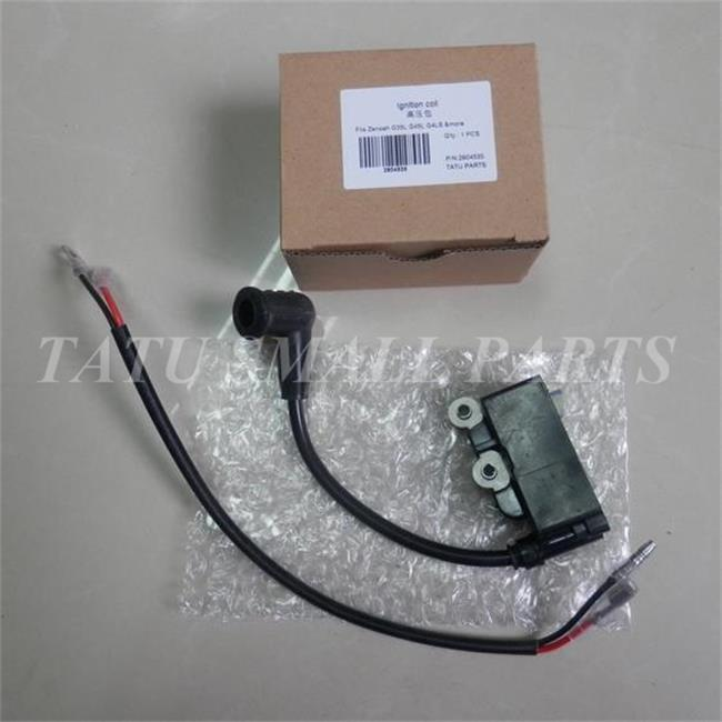 IGNITION COIL NEW STYLE FOR ZENOAH G35L G45L G4K G4LS BK430 G400 3410 4310 G3K BUSHCUTTER IGNITER TRIMMER GASOLINE  <br>