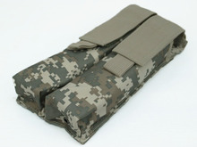 Military Airsoft Double P90/UMP tactical Magazine Pouch Bag Outdoor Tactical bags