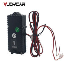 VJOYCAR T1124 500mAh Internal Battery 12V-60V Waterproof Car GPS Tracker SMS GSM GPRS Vehicle Tracking Device FREE Shipping