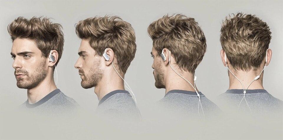 Original Xiaomi Mi Sports Bluetooth Headphones Music Earphone Mic IPX4 Waterproof Wireless Headset for Xiaomi fone de ouvido