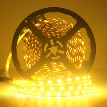 Soft Warm White LED Light Strip 5050 SMD 600 LEDs RGB LED Rope Lights 32.8ft With DC 24V 6A Power Adapter for Home Kitchen Chris