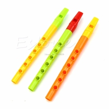 3Pcs Piccolo Pipes Musical Instrument Developmental Toy Kids Xmas Gifts -B116