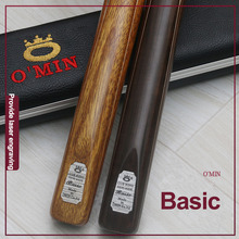 Omin Snooker Cue Stick 9.5mm/11.5mm Tips Basic Model 3 4 Snooker Cues Case Set China(China)