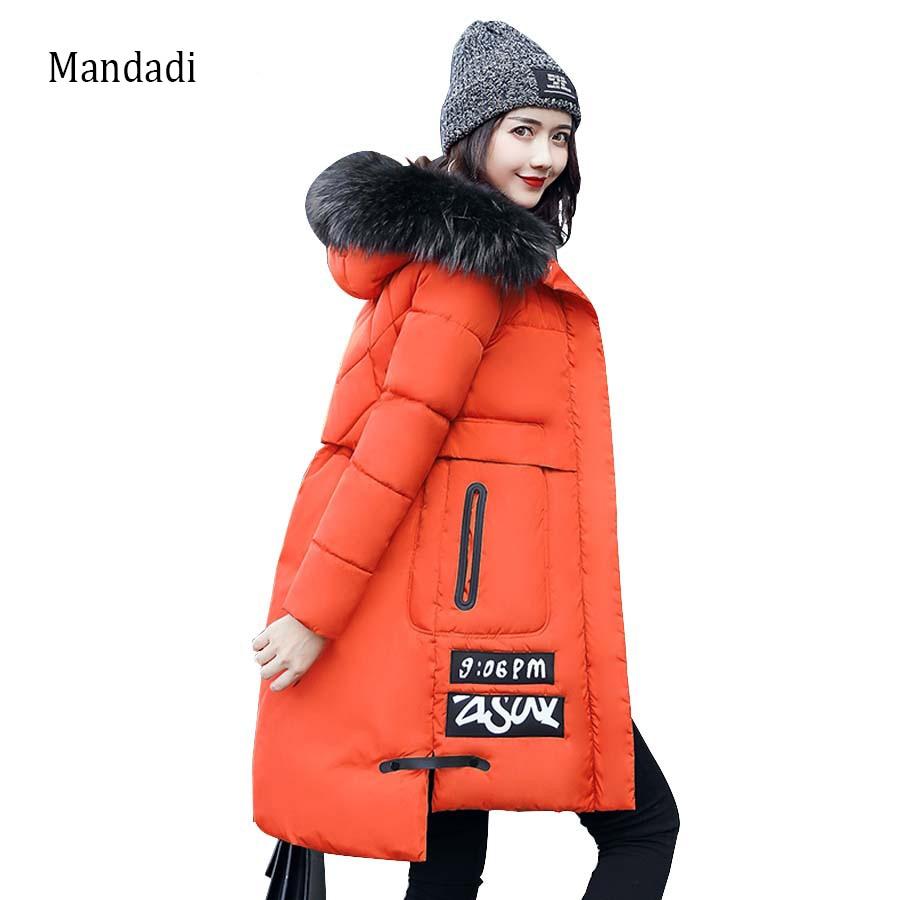 2017 winter jacket women new arrival thick parka ladies coats down cotton padded Female jackets outwear winter coat Îäåæäà è àêñåññóàðû<br><br>