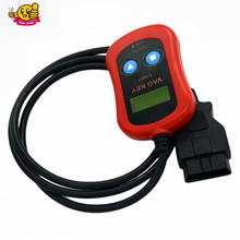 Hot sales VAG Key Login Easy to use work by obd2 ,for audi vw pin code reader VAG PIN Code Reader / Key Programmer 2 in 1(China)