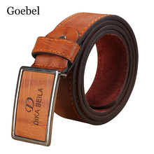 Buy Goebel Man Belts PU Leather Pin Buckle Men Business Belts Fashion Practical Belts Male High for $3.99 in AliExpress store