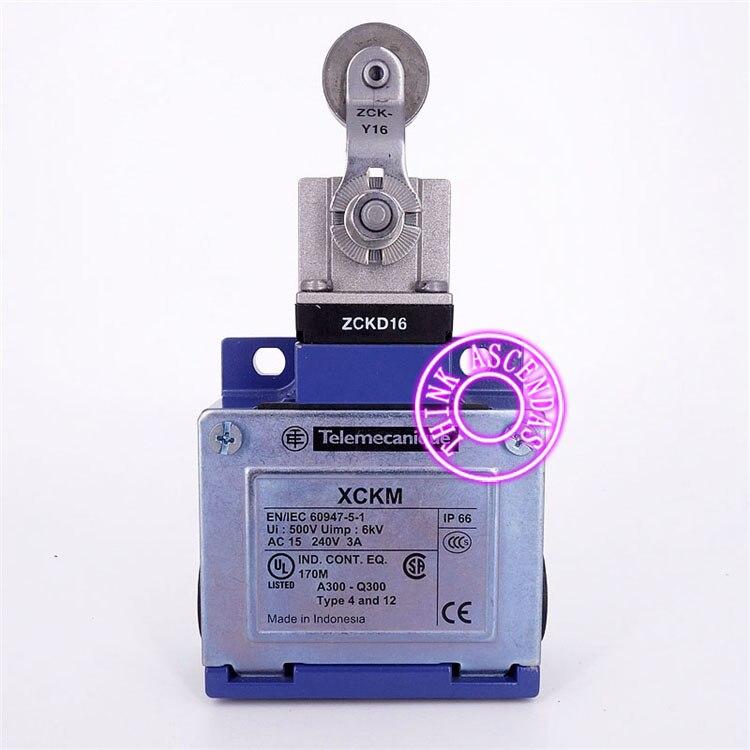 Limit Switch New XCKM116 ZCKM1 ZCKD16 / XCKM116H29 ZCKM1H29 ZCKD16 / XCKM116C ZCKM1C ZCKD16C / XCKM116H29C ZCKM1H29C ZCKD16C<br>