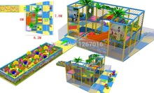 Environmental-friendly Indoor Playground Set/Indoor Naughty Castle/Soft Indoor Combined Toy Direct Factory Top Quality