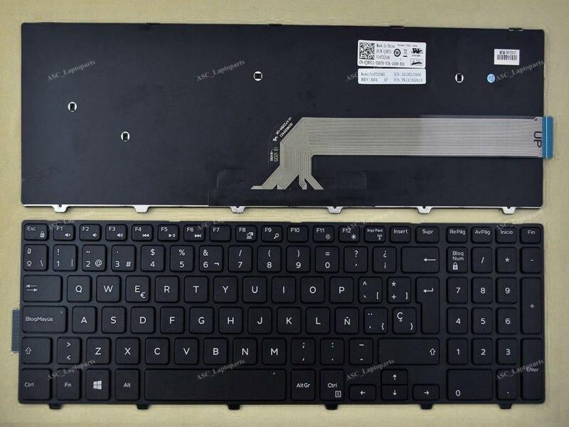 SP Dell Inspiron 15-5000   WIN8