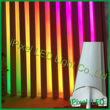 Aluminum Case 5050 Led Color Changing Lights Dmx Led Tube(China)