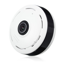 Safurance 360 degree 960P HD Panoramic Fisheye IP Camera Wifi Wireless Security Surveillance Camera VR 3D Cam Home Security(China)