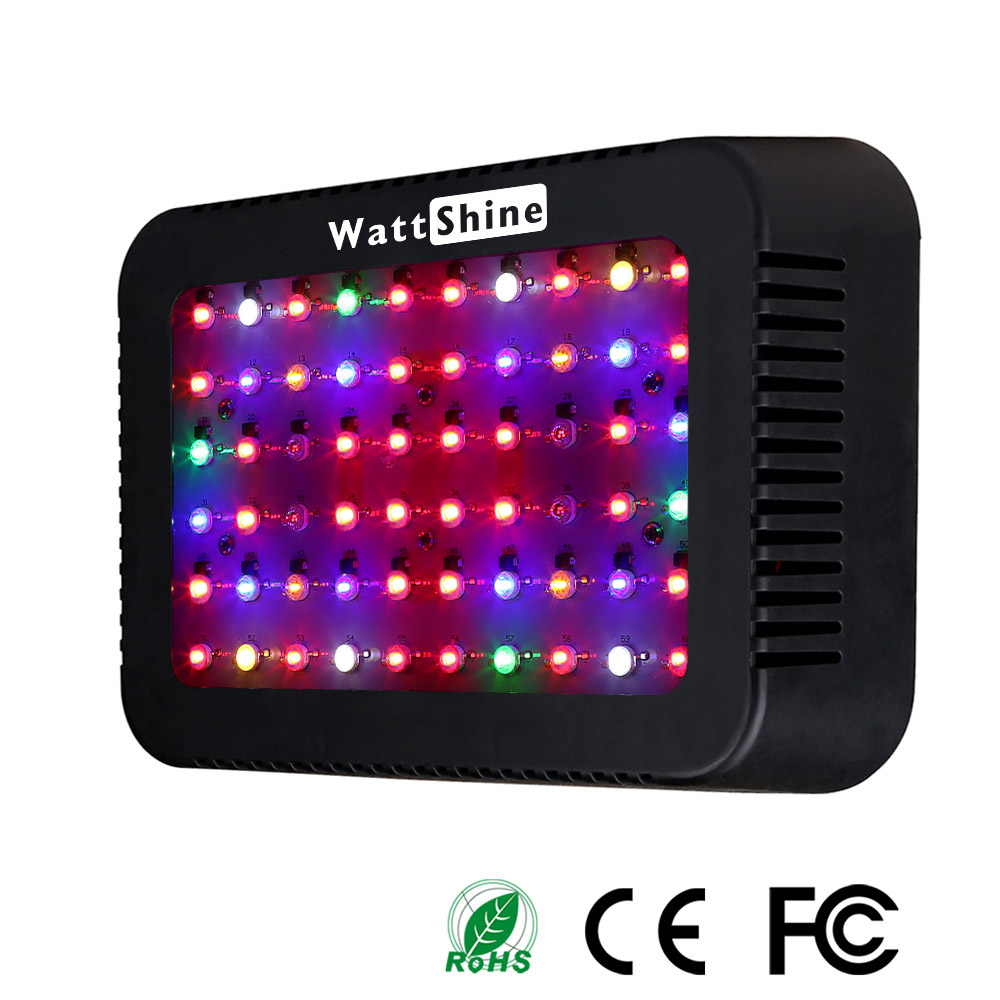 Wattshine Full spectrum 300W grow lamp 16 bands No rust Intelligent Temperature control Safety Energy saving Certification CE (21)