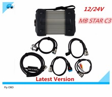 2016Lowest Price Top quality for MB Star C3 MB STAR C3 MB C3 star c3 without HDD with All New Relay and five Strong Copper Cable