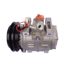 OEM Airconditioning Denso 10P30C Compressor With 1 Pulley Clutch 447170-3340 for COASTER Middle Bus