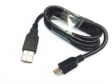 mini USB Charger Data Sync Cable Cord For LaCie Portable External Hard Drive HDD