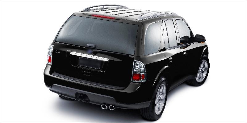 SAAB 9-7X 2005~2009-car