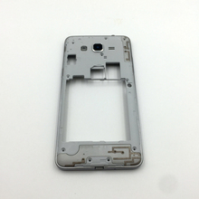 OEM New Housing Cover Case Middle Frame Bezel For Samsung Galaxy Grand Prime G531F G531H FreeShipping Track No.(China)