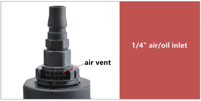 pneumatic air belt sander10