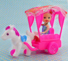 doll suit accessories products Kelly doll children's momentum carriage Gifts toys