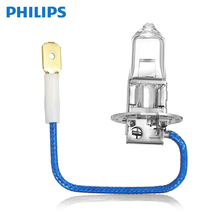 Philips 12V 55W Car Light Standard H3 Halogen Bulb Lamp Auto H3 Headlight Bulbs 2800K Yellow Emitting Color 12336PRC1(China)