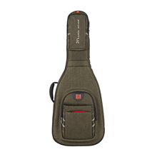 Music Area Acoustic Guitar Soft Case 30mm Cushion Protection Waterproof Dark Green Guitar Gig Bag Premium Quality WIND30-DA(Hong Kong)