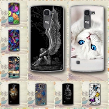 For LG Spirit 4G LTE Case Beautiful Design TPU Cover For LG Spirit 4G LTE H440N H420 Soft Silicone Cartoon Back Cover Phone Case(China)