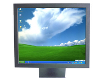 22 inch desktop lcd touch screen monitor with infrared touch screen , VGA, HDMI, USB interface