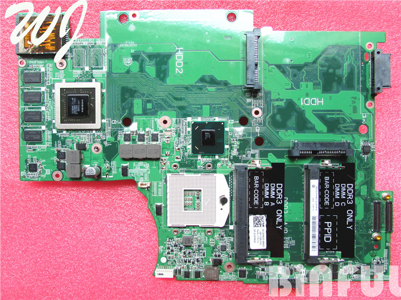 For DELL L702x laptop motherboard P4N30 0P4N30 DAGM7MB1AE0 HM67 3D N12E-GE-A1 100% working