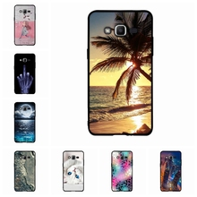 For Samsung Galaxy J2 Prime Cases Silicone Soft  TPU Cover Case For Samsung J2 Prime SM-G532F G532 5.0 Cellphone Case