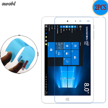 "Clear Soft TPU Nano Explosion-proof Screen Protector film CHUWI Hi8 Pro 8.0"" Tablet Film"