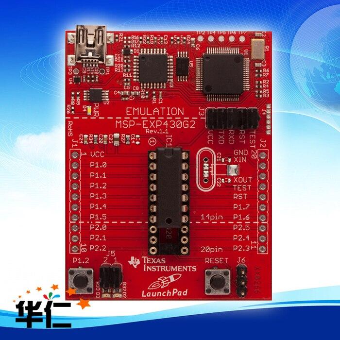 MSP430G2553 development board launchpad TI TI MSP430G2 development board<br>