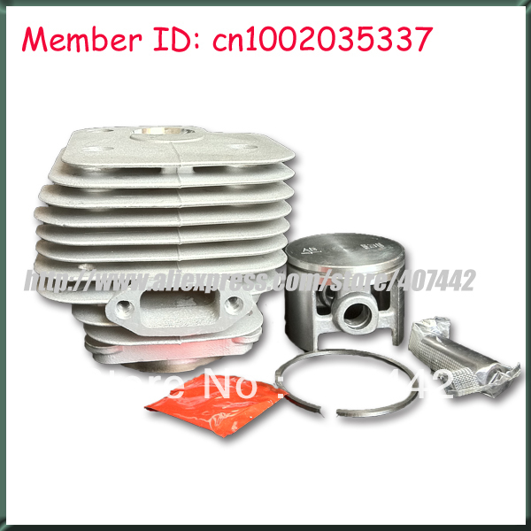 Husqvarna 61 H268  chain saw spare parts  cylinder kits with 50mm  size<br><br>Aliexpress