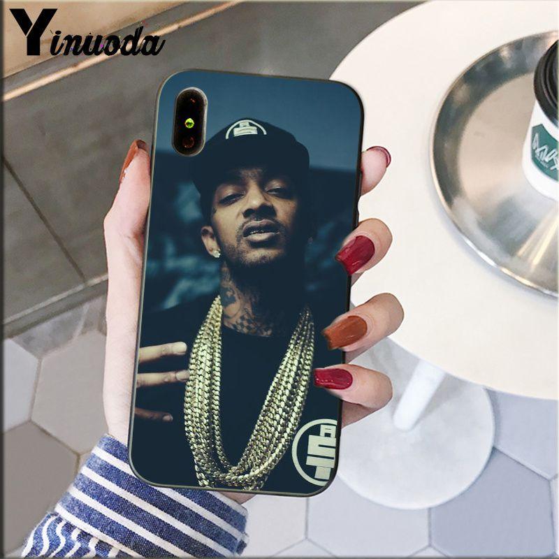 Rapper Nipsey Hussle