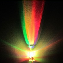 colorful led 1000pcs 3mm RGB LED Lamp Red Green Blue FAST Flash Colorful Rainbow LED Light