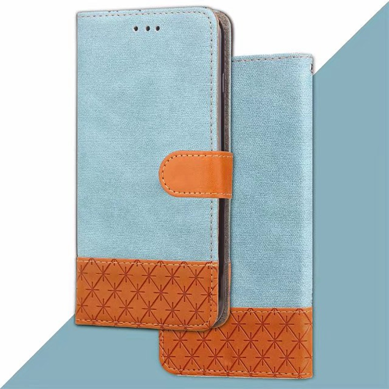 HUUGAOLU Coque Doogee Homtom Ht37 Case Homtom Ht50 Ht37 Cases Retro Flip Leather Phone Shell Etui Cover Funda Capa