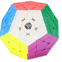 LeadingStar X-Man Galaxy Sculpture/Convex/Concave/Plane Cube Magic Speed Cube Twist puzzle Magic Cube Toys zk 30(China)